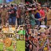 Pawai Budaya dalam Perayaan Natal dan Tahun Baru di Mara I