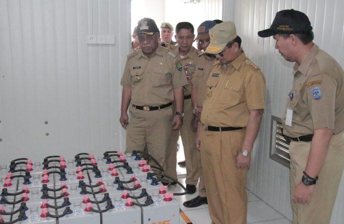 PLTS 15 kWp Terangi Dusun Antal