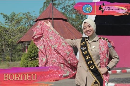 Putri Asal Bulungan Wakili Kalimantan Dalam Pemilihan Putri Cendrawasih 2019