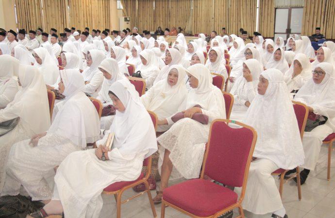 CJH Asal Kaltara Masuk Kloter 14 dan 15