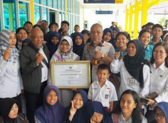 Bulungan Raih Penghargaan KLA Tingkat Pratama