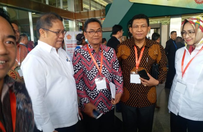 Pemkab Bulungan Ikuti IISMEX 2019 di Jakarta
