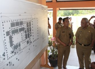 Bupati Resmikan SMPN 8 Tanjung Selor