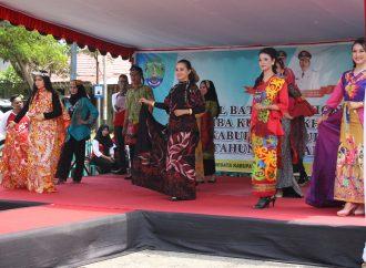 Dispopar Adakan Festival Batik dan Kuliner Khas Bulungan