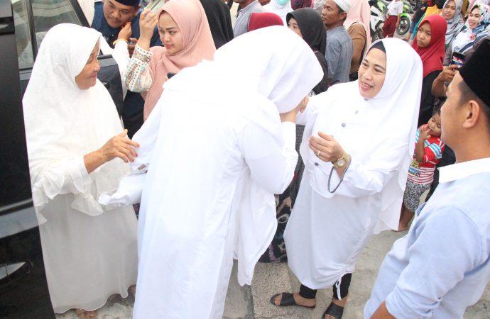 156 Jamaah Haji Tiba di Bulungan