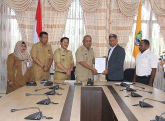 Pemerintah Kabupaten Bulungan Tandatangani MoU dengan RRI