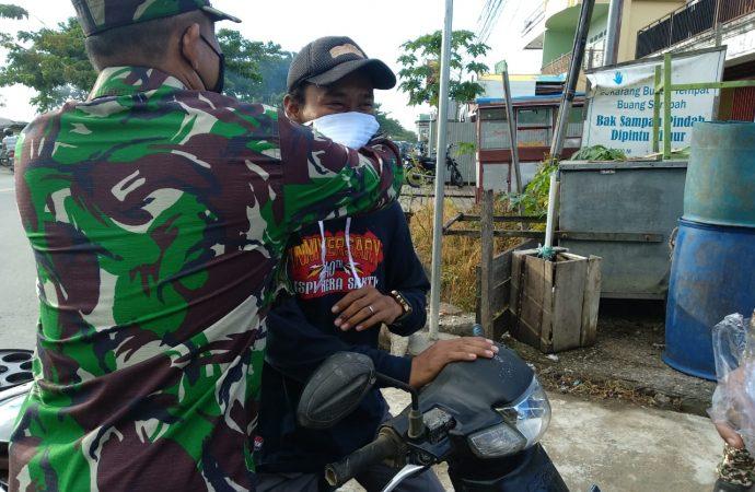 Tim Patroli Gakplin Protokol Kesehatan Terus Bergerak