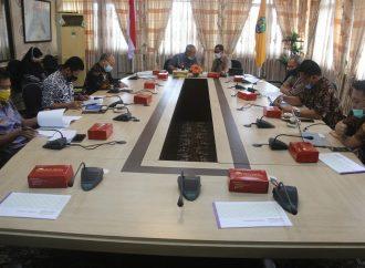 Pemkab dan PDAM Gelar Rapat Evaluasi