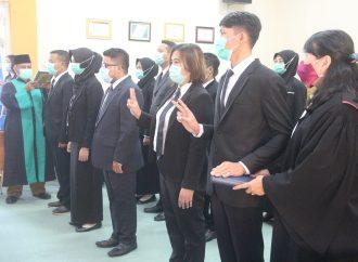RSD Tanjung Selor Lantik Pejabat Fungsional