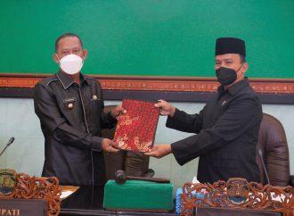 DPRD Bulungan Sampaikan Beberapa Rekomendasi atas LKPJ Bupati