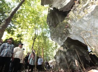 Bupati Kunjungi Objek Wisata Mangrove dan Batu Tumpuk