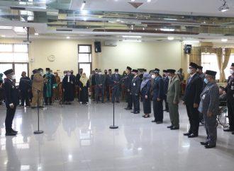 Bupati Lantik 13 Pejabat Pimpinan Tinggi Pratama